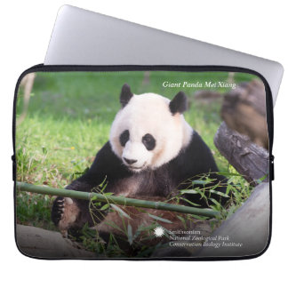Housse Pour Ordinateur Portable Panda géant Mei Xiang