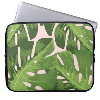 Housse Pour Ordinateur Portable Paradis tropical