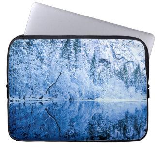 Housse Pour Ordinateur Portable Parc national de la rivière | Yosemite de Merced,