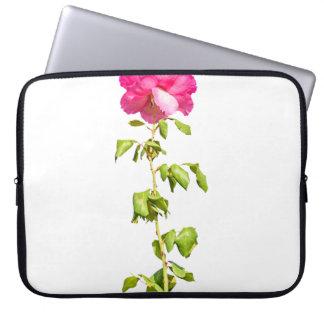 Housse Pour Ordinateur Portable Photo de rose de rose