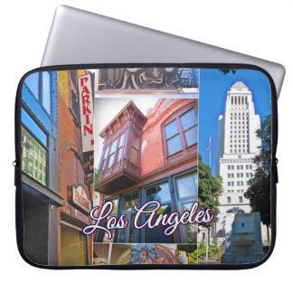 Housse Pour Ordinateur Portable Photos de voyage de Los Angeles