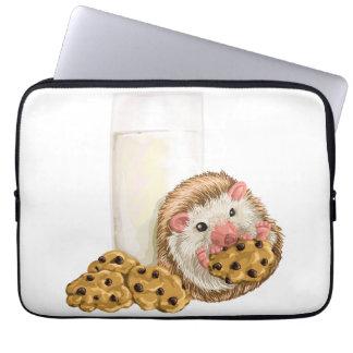 Housse Pour Ordinateur Portable Porc de biscuit