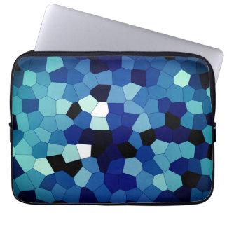 Housse Pour Ordinateur Portable Rêve de pixel - bleu