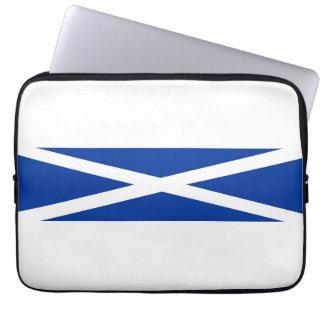 Housse Pour Ordinateur Portable symbole de nation de drapeau de pays de l'Ecosse