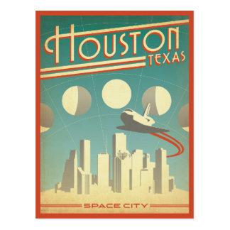 Houston, TX Carte Postale