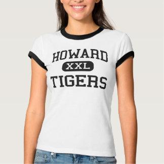Howard - tigres - haut - Howard le Dakota du Sud