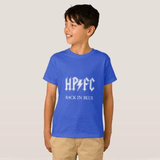 HPFC soutiennent dans le T-shirt d'enfants de bleu