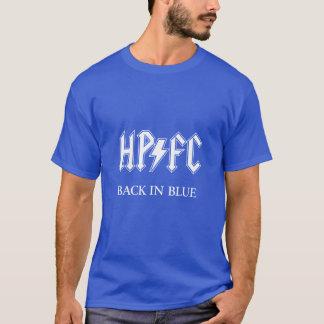 HPFC soutiennent dans le T-shirt des hommes bleus