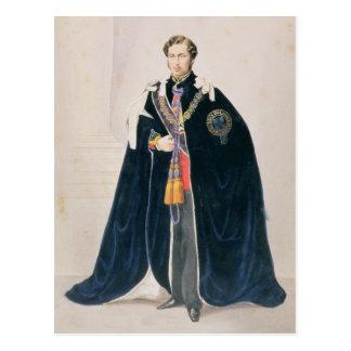 HRH Albert Edouard, prince de Galles Carte Postale