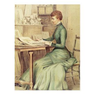 HRH la princesse de Galles Carte Postale