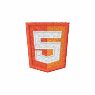 HTML 5 POLO AVEC BRODERIE