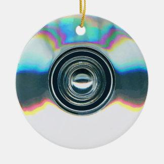 hubcap1 ornement rond en céramique