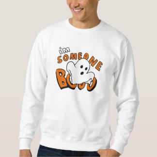 Huez - fantôme de bande dessinée - le fantôme de sweatshirt