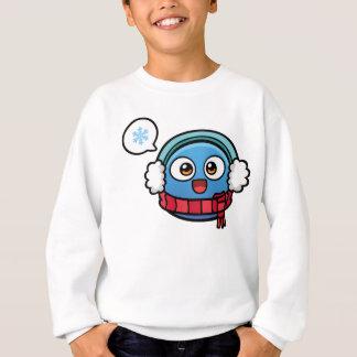 Huez le sweatshirt d'enfants d'hiver