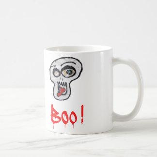 Huez ! mug blanc