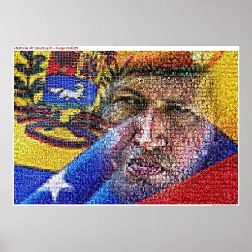 Hugo Chavez Posters