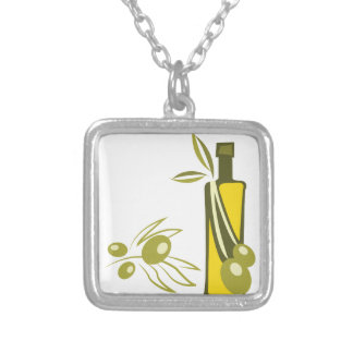 Huile d'olive collier
