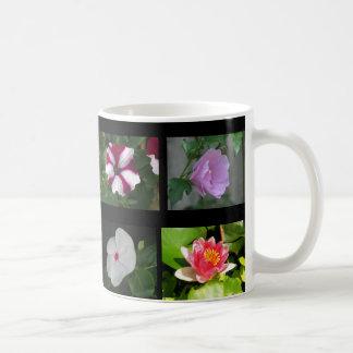 Huit fleurs différentes 3 mug