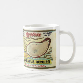 Huîtres de crique de sirène mug