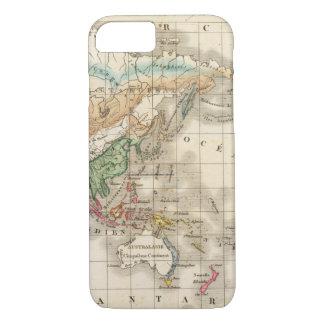 Humain primitif de du genre de distribution coque iPhone 7