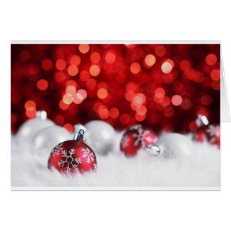 Humeur de Noël de Delood Carte De Vœux