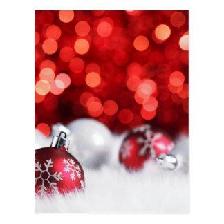 Humeur de Noël de Delood Carte Postale