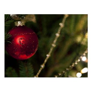 Humeur de vacances de Noël Cartes Postales