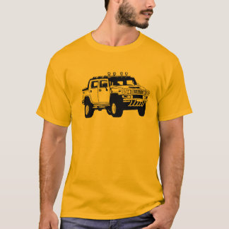 Hummer a inspiré le T-shirt