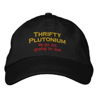Humour atomique de la Science de casquette