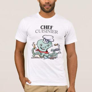 Humour : cuisinier - t-shirt