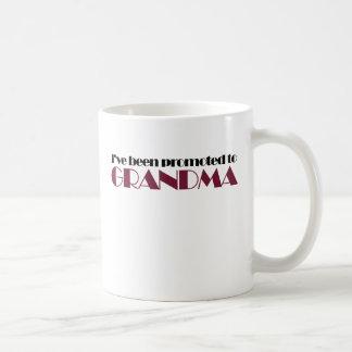 Humour de grand-parent pour la grand-maman mug