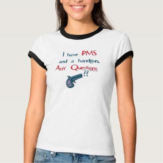 Humour de PMS T-shirt