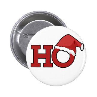 Humour drôle de Noël Badge