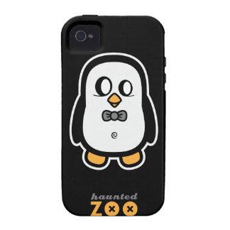 Humphrey le pingouin par cas de l iphone 4s de zoo coque vibe iPhone 4