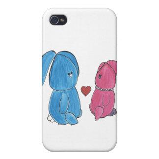Hunny Bunnys 4 Coque iPhone 4