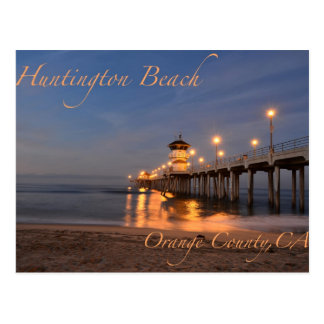 Huntington Beach la Californie Cartes Postales