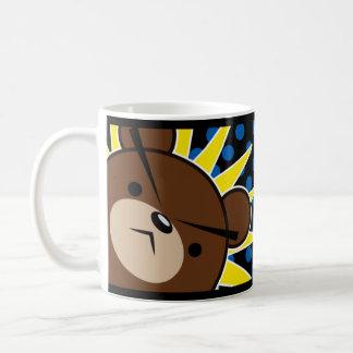 Hurlement grincheux d'ours mug