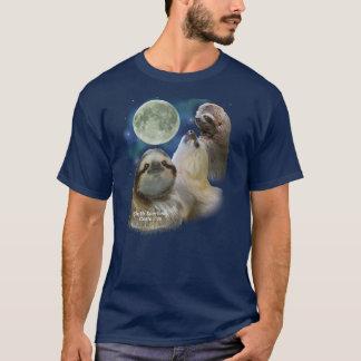 Hurlez si vous AIMEZ DES PARESSES ! T-shirt