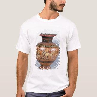 Hydre dépeignant le départ d'un guerrier t-shirt