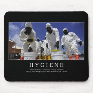 Hygiène : Citation inspirée Tapis De Souris