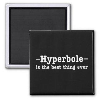 Hyperbole Aimant