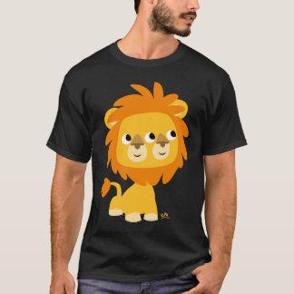 Hypocrite, le T-shirt de lion de bande dessinée le