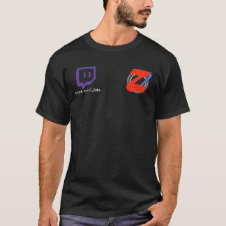 i7 zéro - T-shirt de la Manche de tic