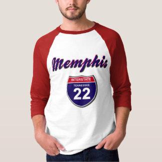 I-22 Memphis T-shirts