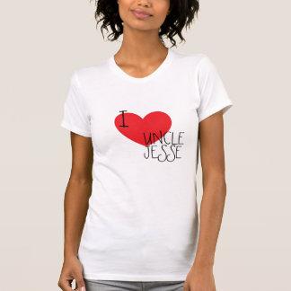 I <3 oncle Jesse… pour toujours T-shirt