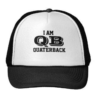 I am quaterback trucker cap casquette de camionneur