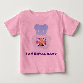 I AM ROYAL BABY T-SHIRT POUR BÉBÉ