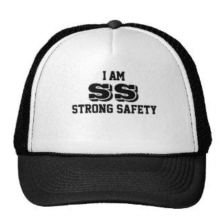 I am strong safety trucker cap casquette