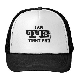 I am tight end trucker cap casquette