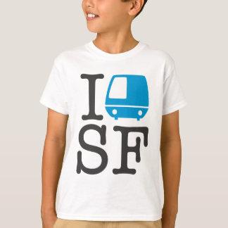 I Bart SF badine la chemise T-shirt